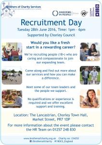 Recruitment day june 2016 1